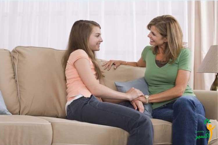 آموزش به والدین دارای نوجوان